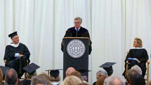 Mark Roosevelt Speech at Inauguration 2016