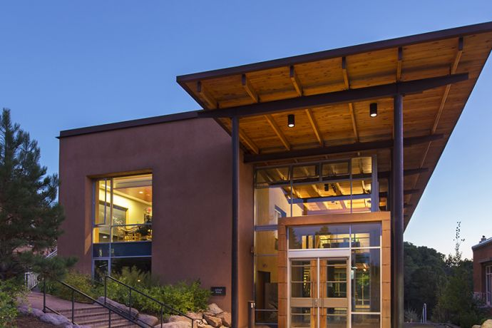 Santa Fe Graduate Building