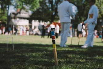 AN Croquet Stick