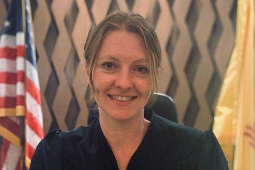 Sara A. Blankenhorn Johnston