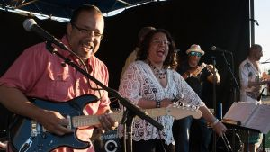 Music on the Hill 2018 Tracey Whitney Band