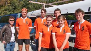 St. John's College Crew Team 2015