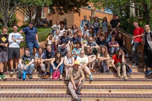 Santa Fe Freshman Orientation Finding Meno Fall 2019
