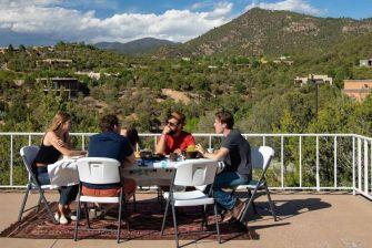 SJC Santa Fe Residences Dining