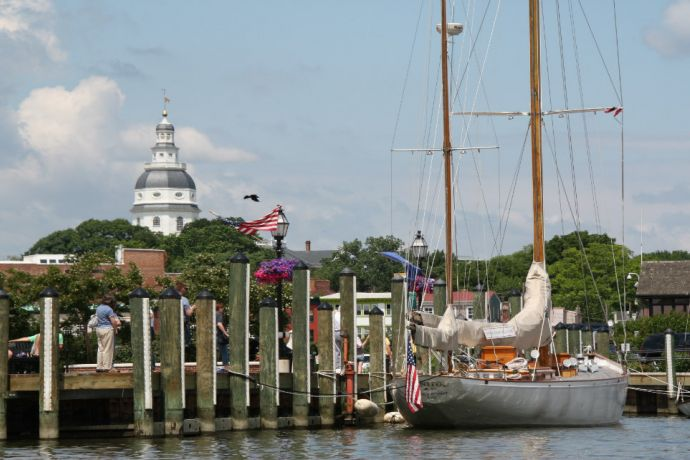 Annapolis From the Water