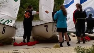 AN SJC Sailing Team Colony Cup 2015 2