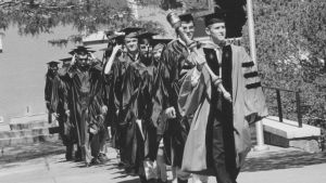 GI Commencement Archive