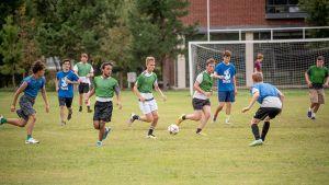 Annapolis Athletics Soccer St Johns 2016