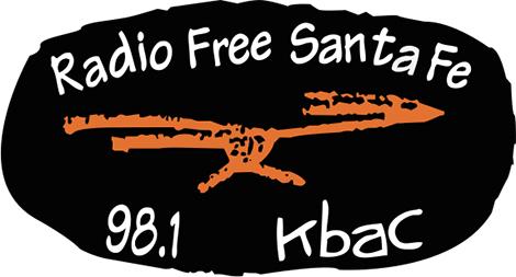 KBAC - Radio Free Santa Fe Logo