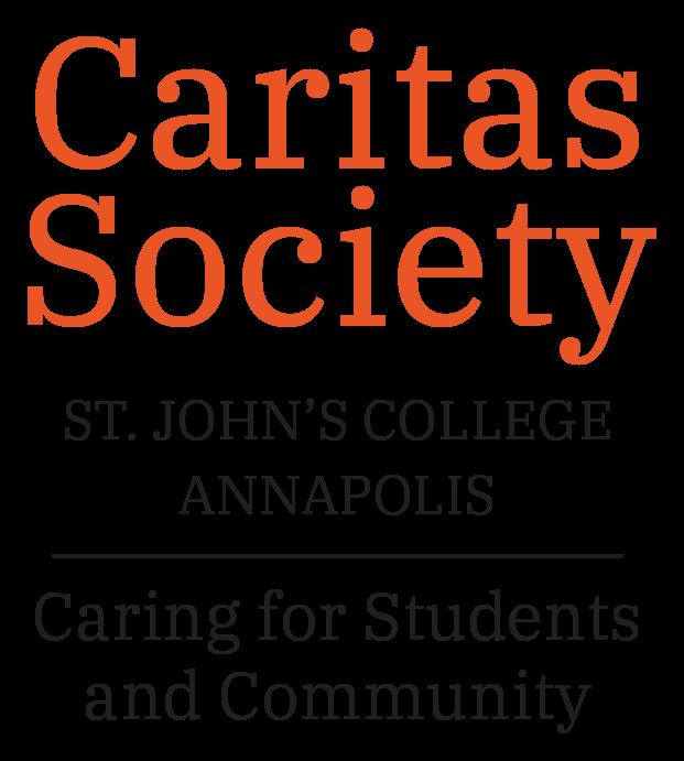 Caritas Logo Annapolis St Johns College