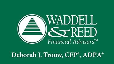Deborah Trouw, Waddell and Reed Financial Advisors