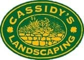 Cassidy's Landscaping Logo