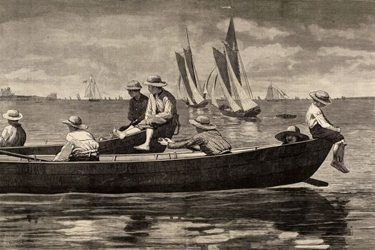 Go to the Winslow Homer exhibition page